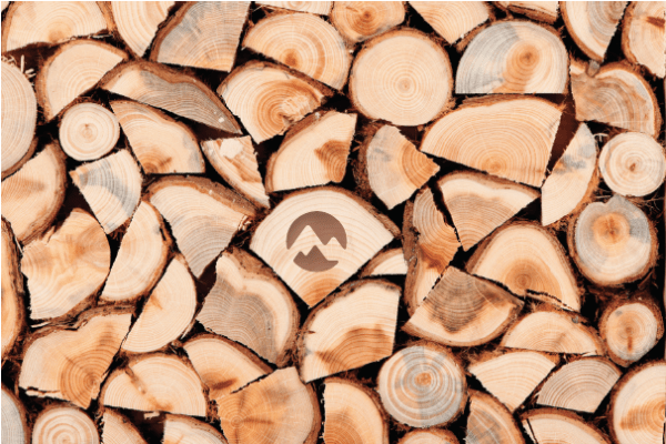 Semi-Seasoned Hardwood Firewood