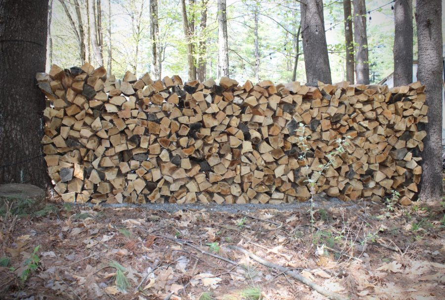 Seasoned Softwood Firewood