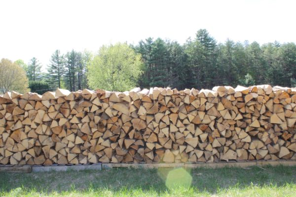 Seasoned Firewood Hardwood