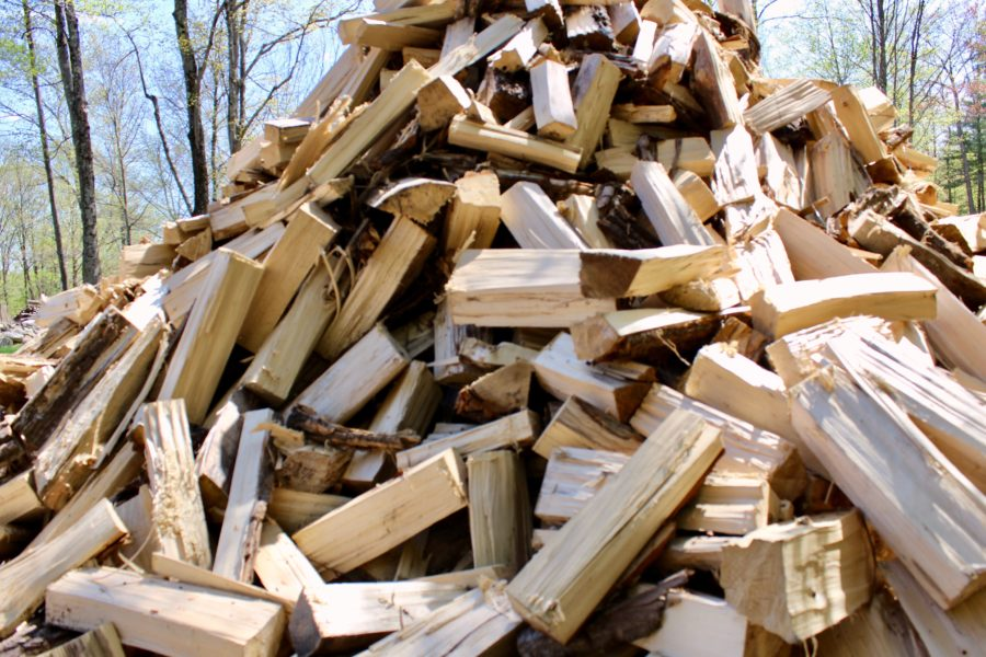 Green Hardwood Firewood